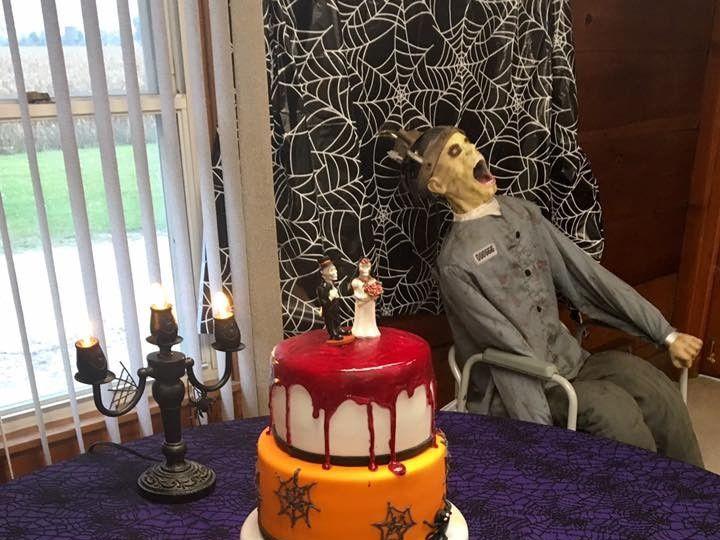 Tmx 1510274833339 Nov 3 Rossford, OH wedding cake