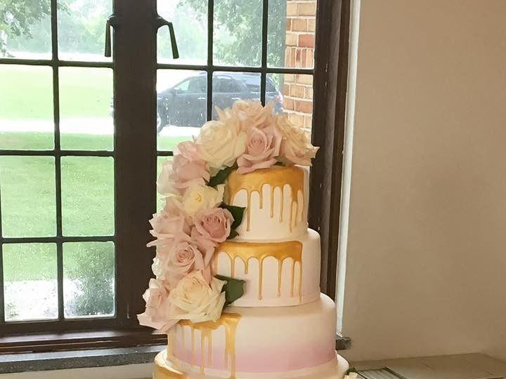 Tmx 1510274860235 Nov 13 Rossford, OH wedding cake