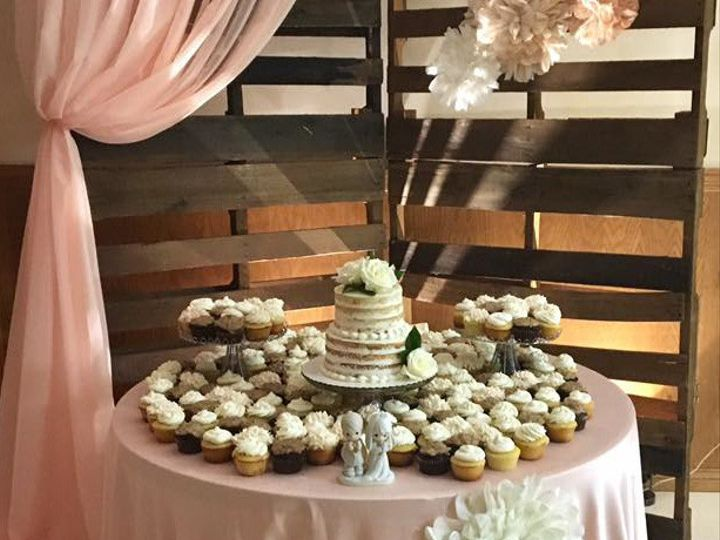 Tmx 1510629688313 Wedding18 Rossford, OH wedding cake