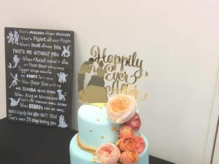 Tmx 1510629695542 Wedding19 Rossford, OH wedding cake