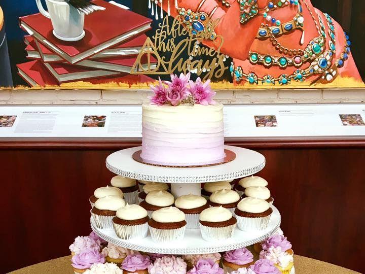 Tmx Wedding6 51 905791 Rossford, OH wedding cake