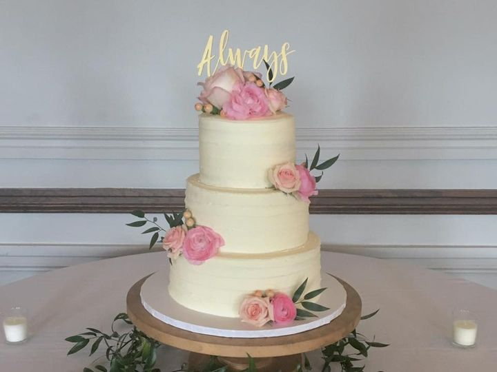 Tmx Wedding7 51 905791 Rossford, OH wedding cake