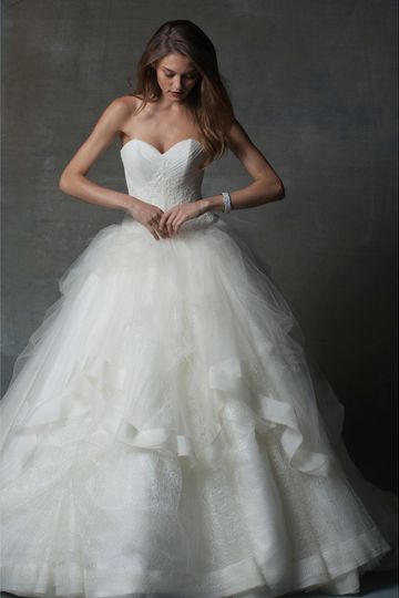 Maria's Bridal Couture Reviews & Ratings, Wedding Dress & Attire ...