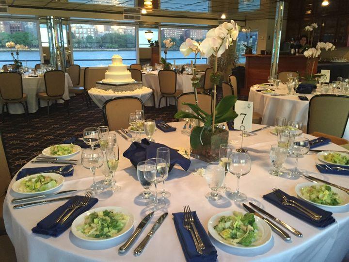 aqua azul yacht venue new york ny weddingwire