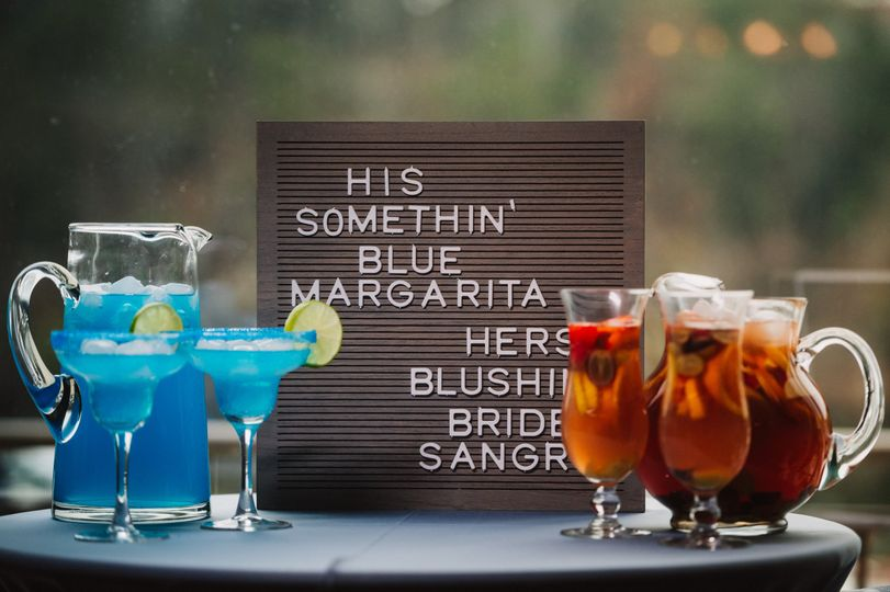 His/Hers Signature Cocktails