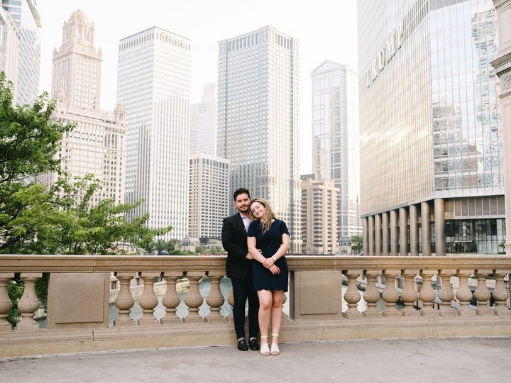 Tmx 010 Rempel Photography Chicago Wedding Inspiration Chenya Gabriel Engagement Session Millennium Park Wrigley Building Milton Lee Park Ohio Street Beach 51 1037791 1563913242 Forest Park, IL wedding photography