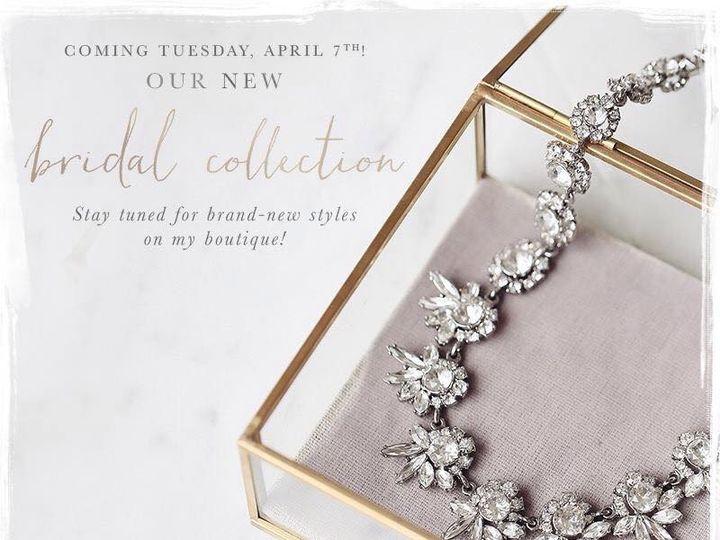 Tmx 1438120808945 Brides Round Rock wedding jewelry