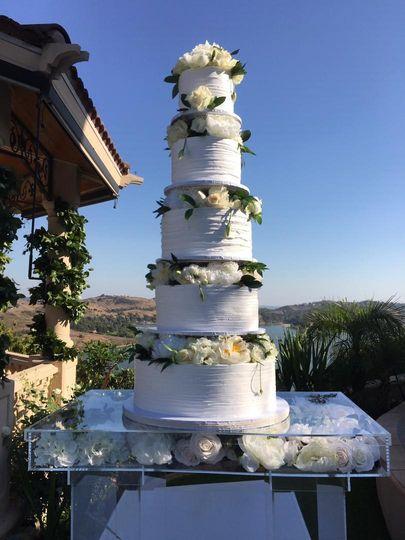 Wedding Cake, San Dimas, ca.