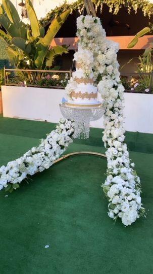 Ashley Wedding Cake