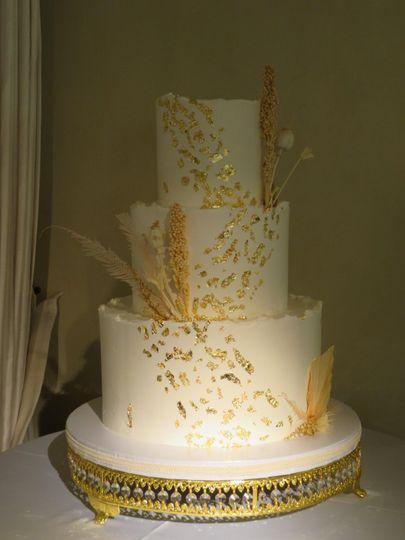 Wedding Cake at Noor' Pasadena