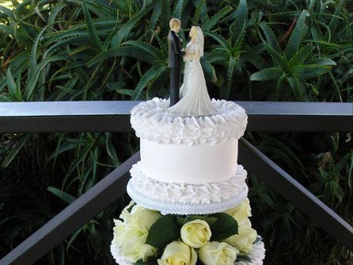 Tmx 1240172704765 KarenandBobcake41809002 Azusa, California wedding cake