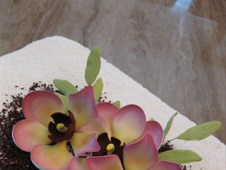 Tmx 1248589951556 MARIASCAKE004 Azusa, California wedding cake