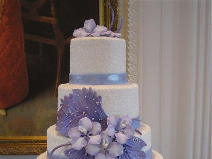 Tmx 1250471354020 JunandBrandonsWedding014 Azusa, California wedding cake