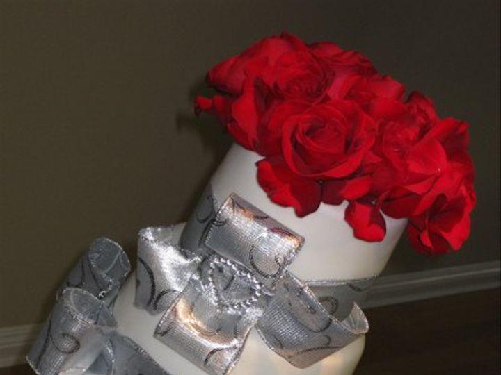 Tmx 1250920385663 CharemaineMarkWedding009 Azusa, California wedding cake