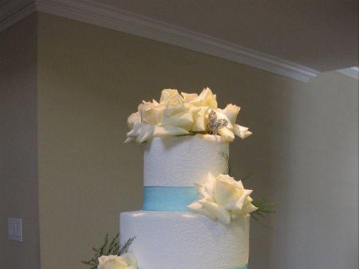 Tmx 1253571156587 Christinasweddingcake003 Azusa, California wedding cake
