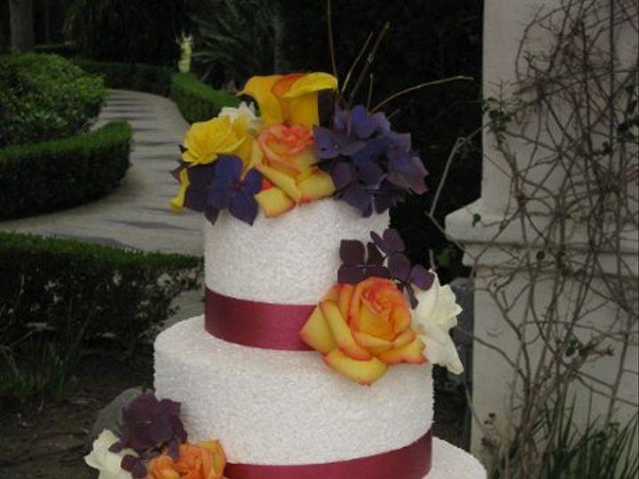 Tmx 1255213281619 JeannieMichaelKing2 Azusa, California wedding cake