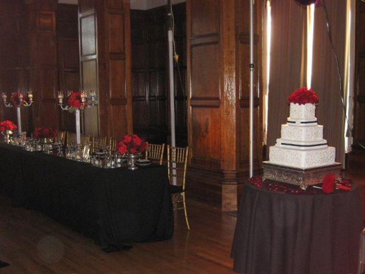 Tmx 1266136435759 TreyandSusanweddingcake019 Azusa, California wedding cake