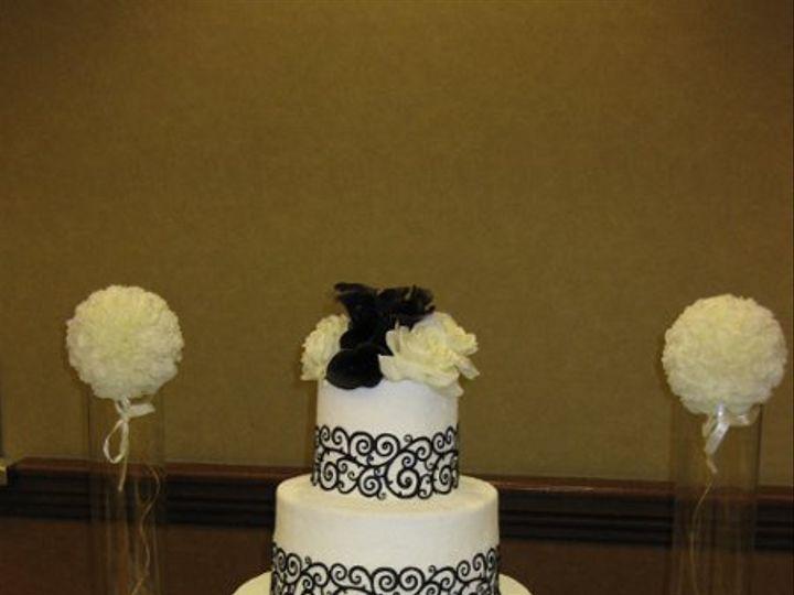 Tmx 1274503832839 DenniseandReggiescake014 Azusa, California wedding cake