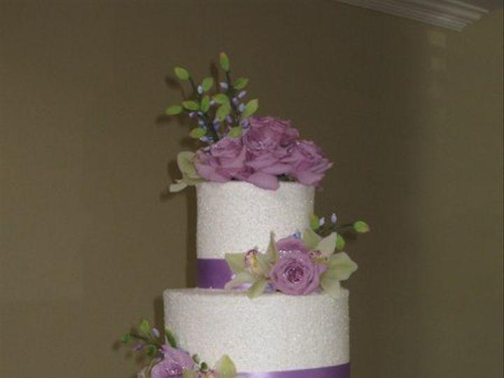 Tmx 1277653720835 MaryandErickWeddingCake015 Azusa, California wedding cake