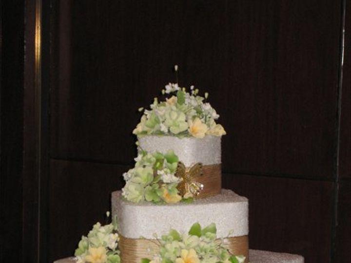 Tmx 1292121029785 LindaandSheurgWeddingcake012 Azusa, California wedding cake