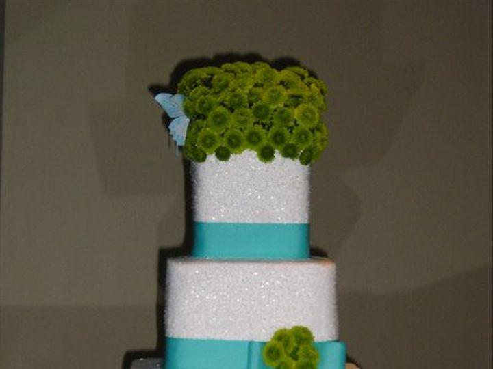 Tmx 1297356075696 NicholeandWillWeddingCake010 Azusa, California wedding cake