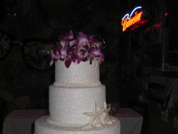 Tmx 1300687093099 MarcyandDaveWeddingCake001 Azusa, California wedding cake