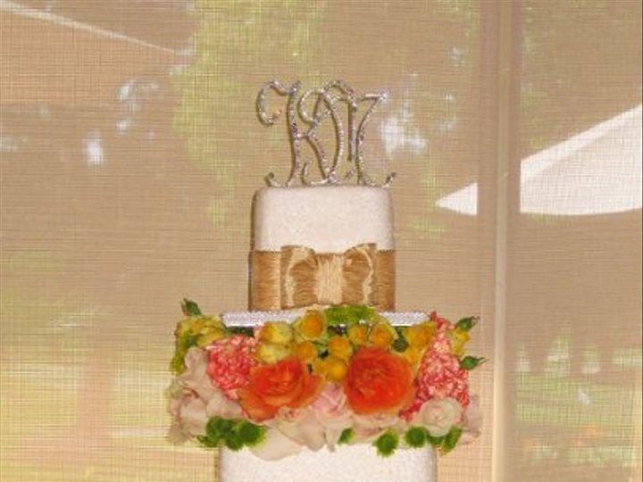 Tmx 1303715651176 WeddingcakeJune222011007 Azusa, California wedding cake