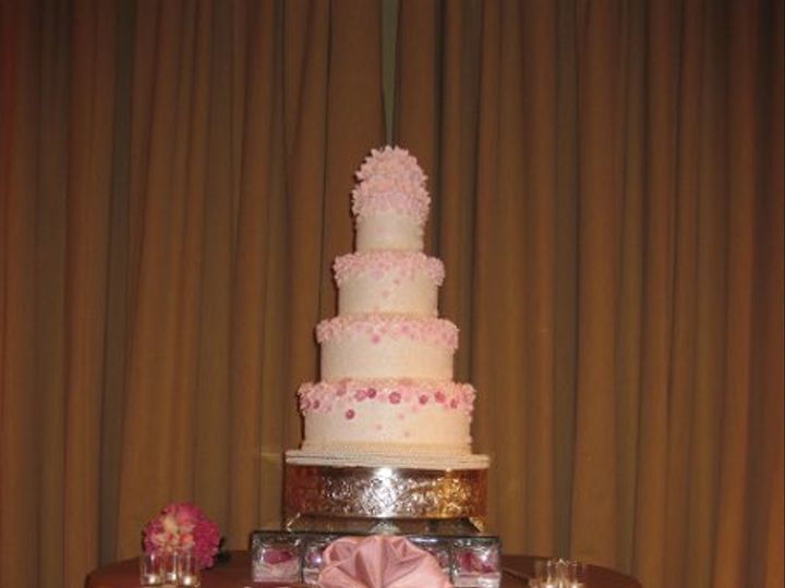 Tmx 1303715704145 WeddingcakeJune222011034 Azusa, California wedding cake