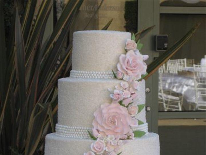 Tmx 1304212230948 EmmaTompsonWeddingCake010 Azusa, California wedding cake