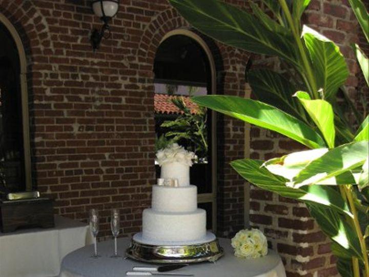 Tmx 1307237201969 KerryandPatrickWeddingCake031 Azusa, California wedding cake