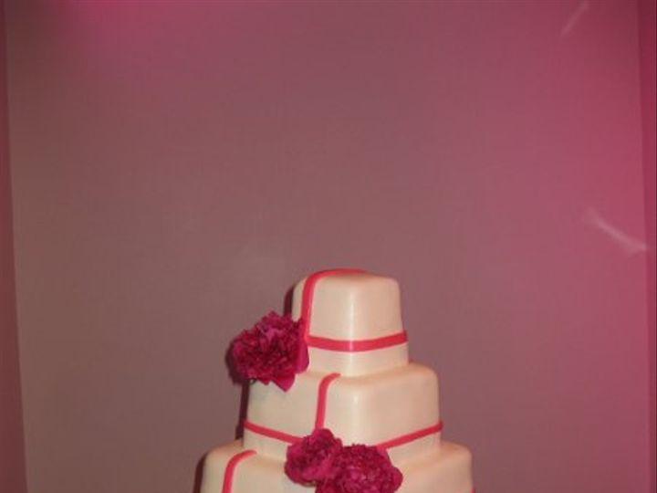 Tmx 1307856987531 JohnPungandAimiMaiWeddingCake014 Azusa, California wedding cake