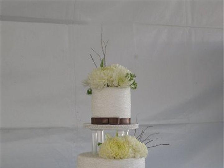Tmx 1308598442637 WeddingCakeSaturdyJun182011027 Azusa, California wedding cake