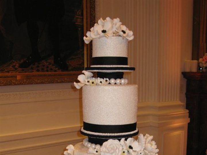 Tmx 1309070631556 EricandMelissasWeddingCake014 Azusa, California wedding cake