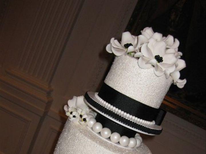 Tmx 1309070680931 EricandMelissasWeddingCake021 Azusa, California wedding cake