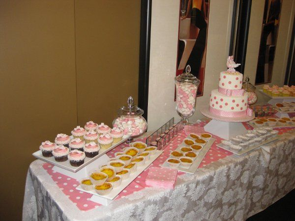 Tmx 1310353459787 LisasBabyShowerDesserttable004 Azusa, California wedding cake