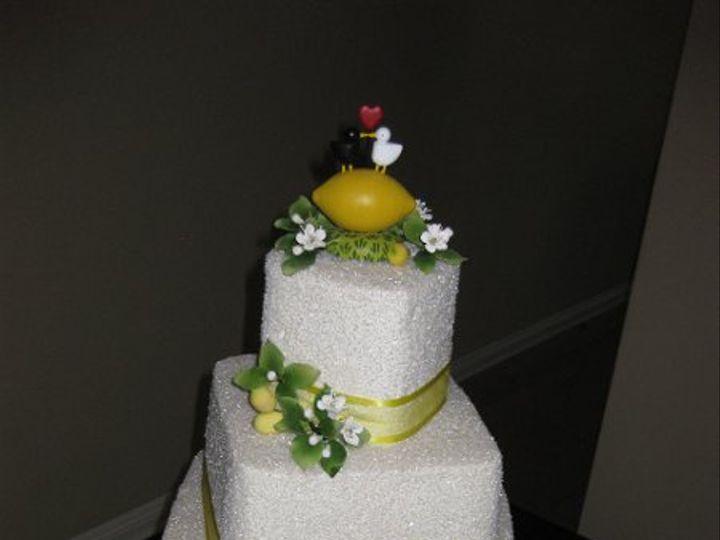 Tmx 1311256689229 HannahCheang007 Azusa, California wedding cake