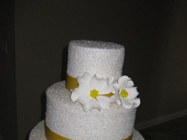 Tmx 1311561741117 SidraandNicksecondweddingcake003 Azusa, California wedding cake