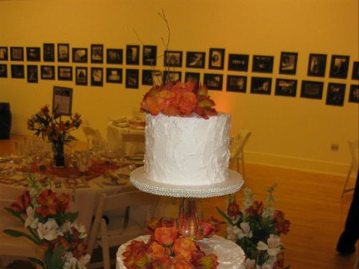 Tmx 1311562640334 StacieCampbellWeddingCake014 Azusa, California wedding cake