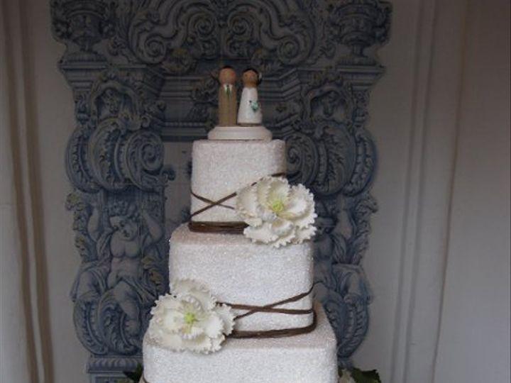 Tmx 1314510163327 TaylorTranWeddingCake003 Azusa, California wedding cake