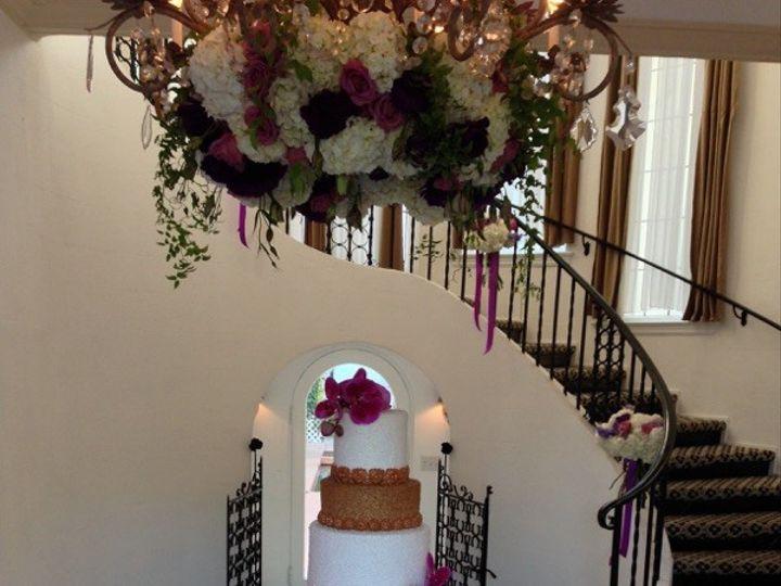 Tmx 1434357449269 Ambasador Mansion In Pasadena Ca Azusa, California wedding cake