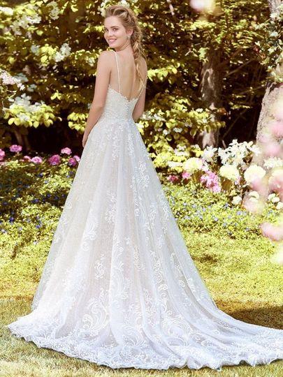 Rebecca Ingram gown
