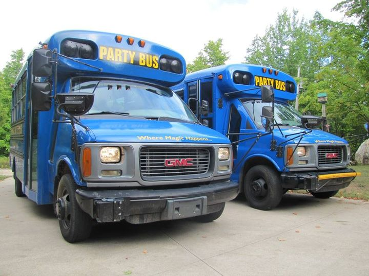 The original party bus