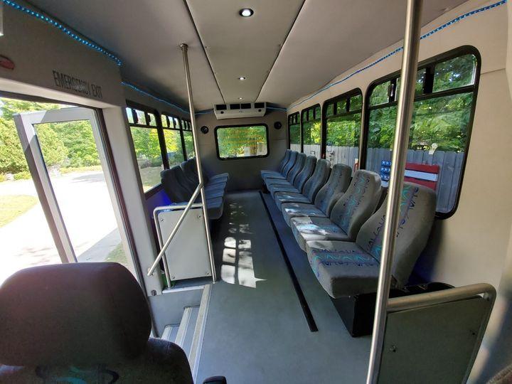 Tmx B5 51 1088791 1571843334 Traverse City, MI wedding transportation