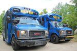 The Magic Shuttle Bus image