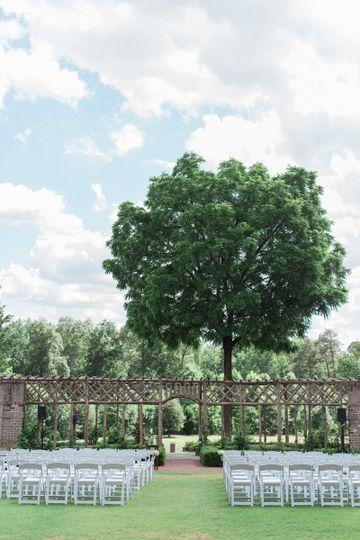 empty arboretum