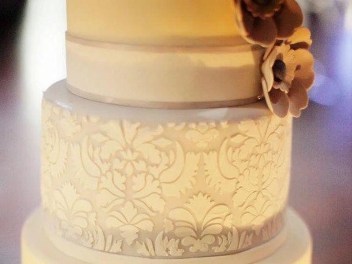 Tmx 1413508377026 Rachelloverme Amesbury, Massachusetts wedding cake