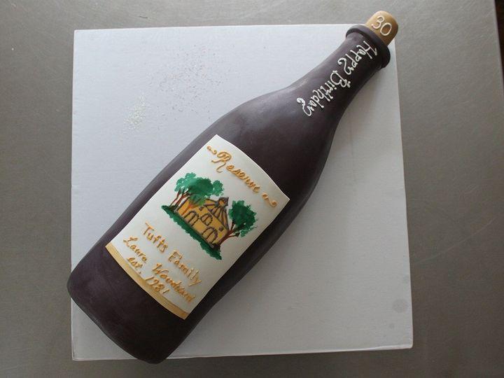 Tmx 1413509567913 010 Amesbury, Massachusetts wedding cake