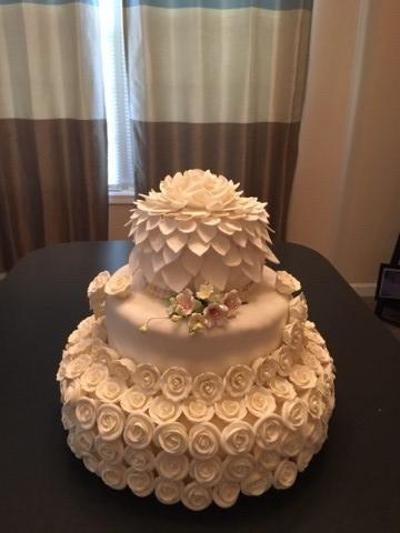 July show cake
