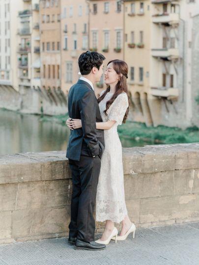 Firenze in Wedding