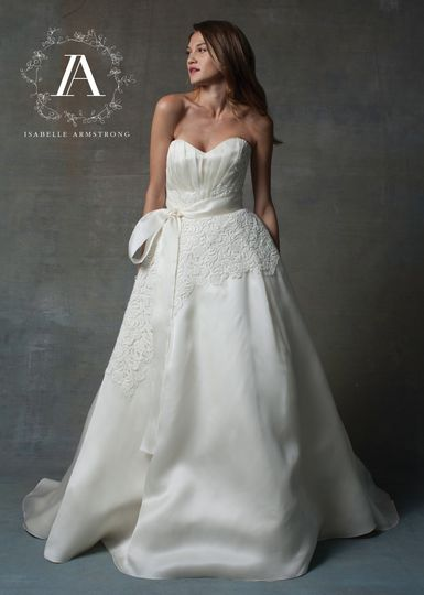 Isabelle Armstrong, Wedding Dress & Attire, New York - New York ...
